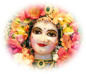 Beautiful Sri Radhika - Radharani